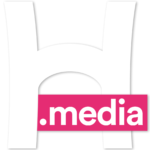 Hurrah.media logo