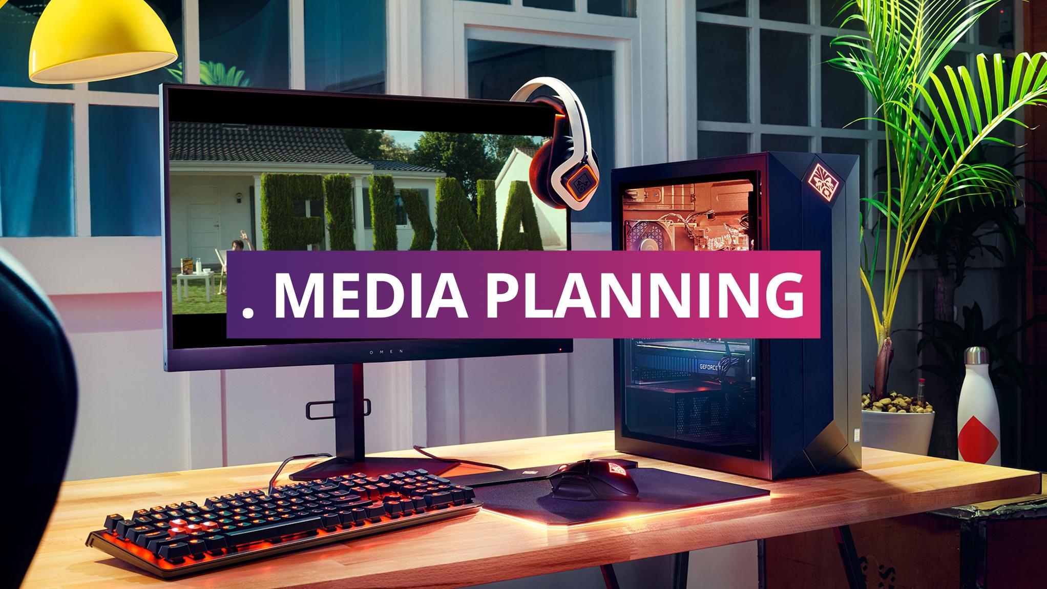 Hurrah.media - Media Planning