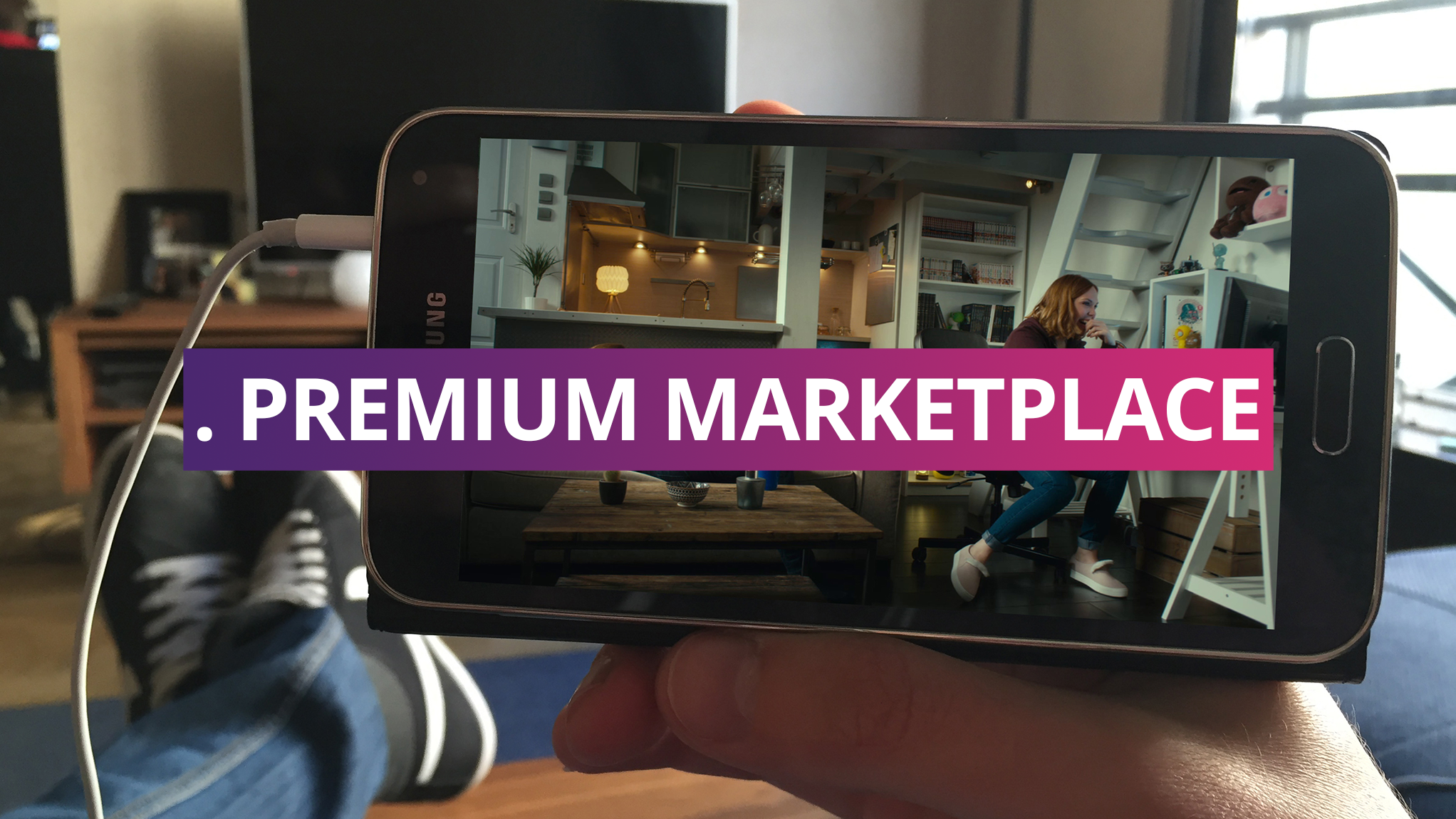 Hurrah.media - Premium marketplace