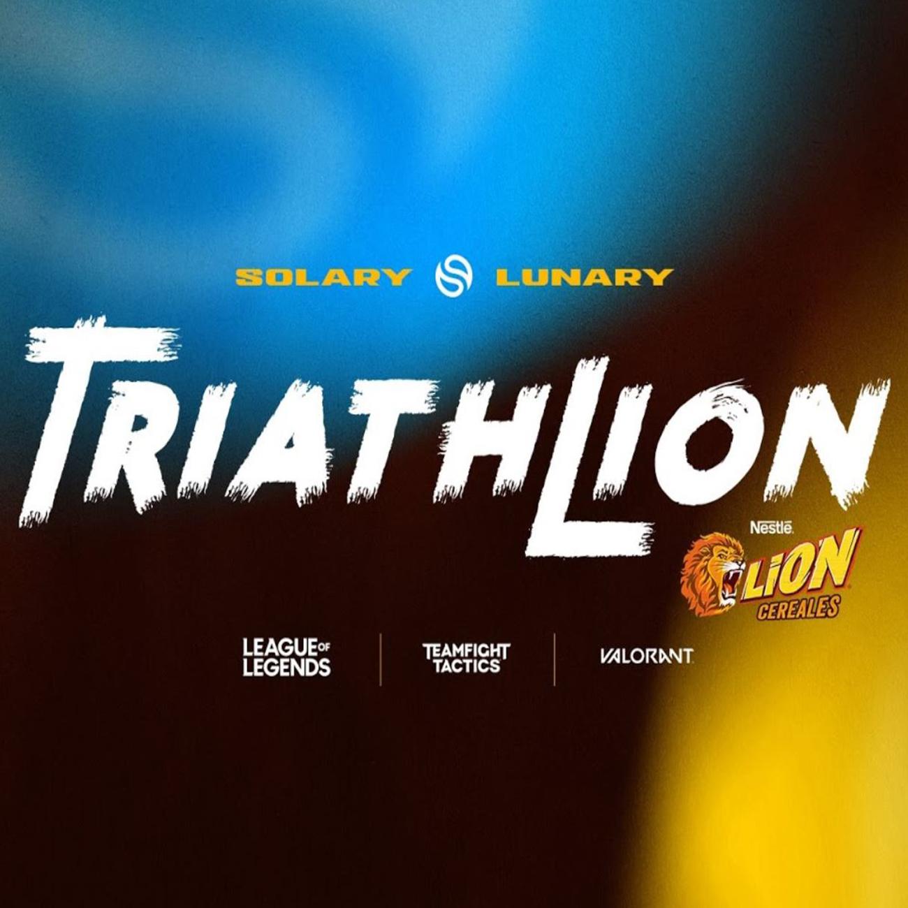 Lion Cereals - Triathlion