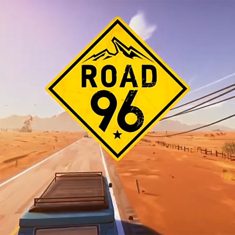 Road 96 by Digixart